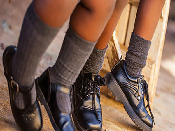 Transnet donates 458 pairs of school shoes